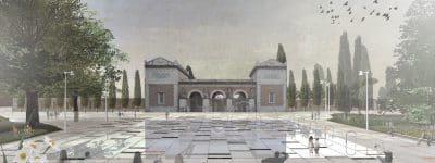 Presentazione del progetto per il nuovo Piazzale del Verano