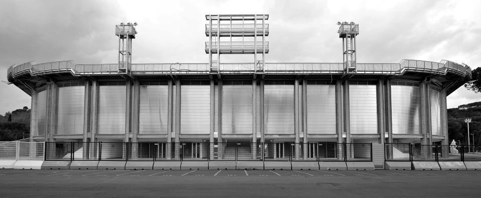 """Concorso Internazionale di Riqualificazione dell'impianto sportivo """"Centrale del Foro Italico"""" in Roma 1"""