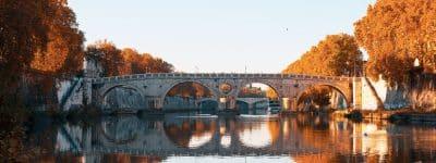 Riqualificazione del Tevere: da lì un nuovo profilo per Roma