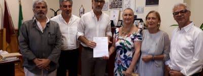 Municipio Roma I Centro e Ordine degli Architetti di Roma firmano protocollo di intesa.