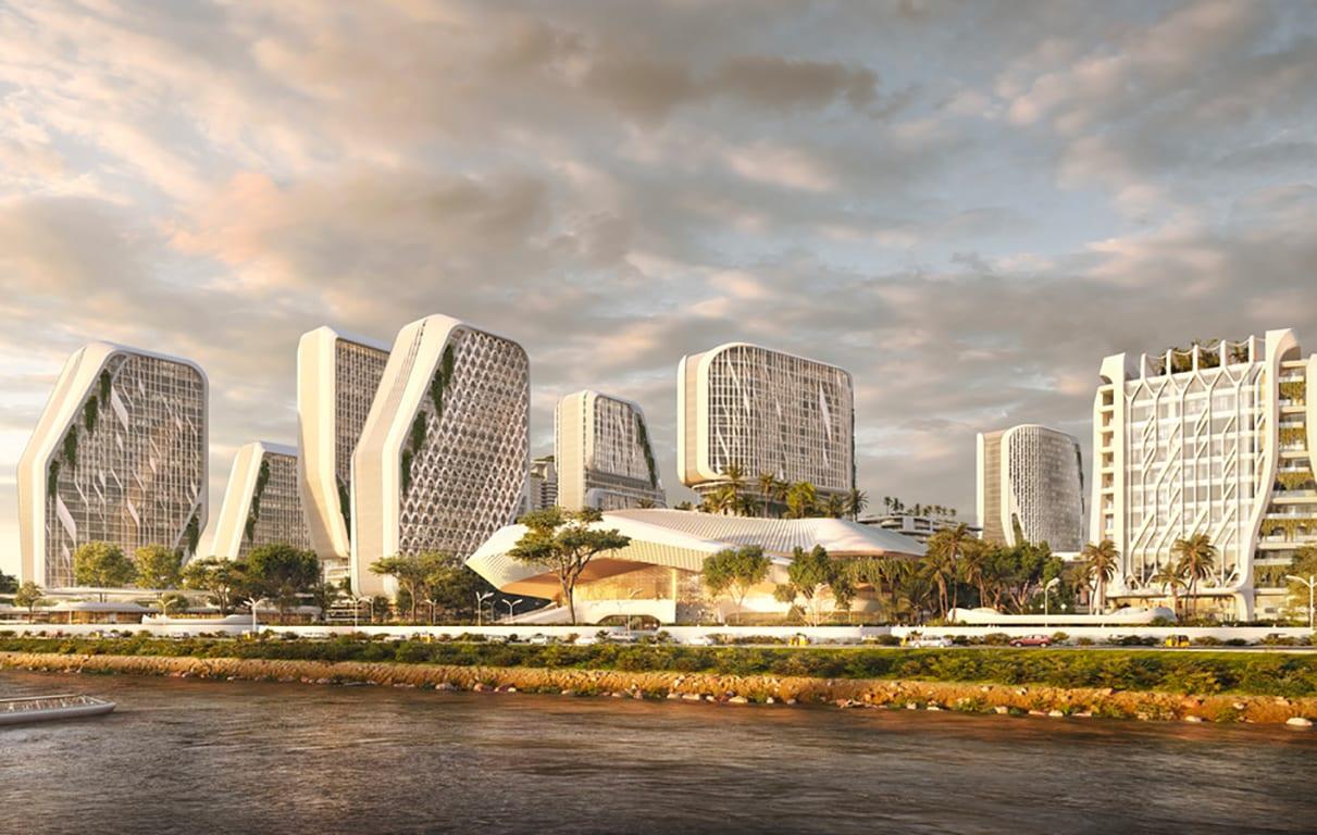 Lavorare In Qatar Architetto unstudio a roma per dreamcity, focus su estetica e design