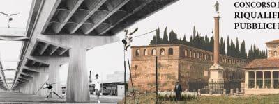Concorso di progettazione per opere di pedonalizzazione e riqualificazione nel territorio del II Municipio di Roma