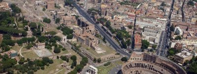 Rome and the Colonial City