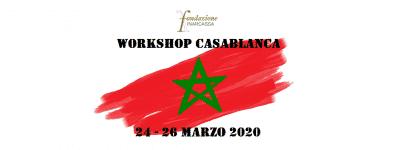 Un workshop a Casablanca per internazionalizzare la professione