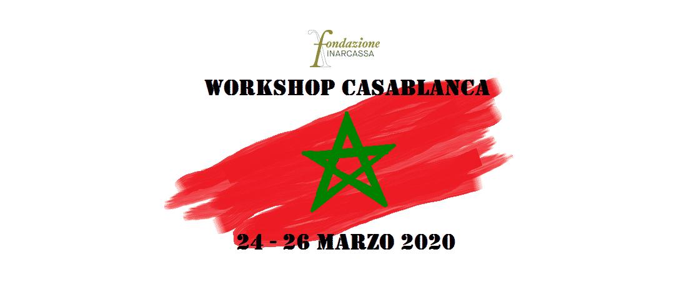 workshop marocco