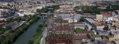 Reinventing Cities: Archeologia industriale a Roma, recupero e rigenerazione