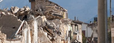 Nuove linee guida per la classificazione del rischio sismico