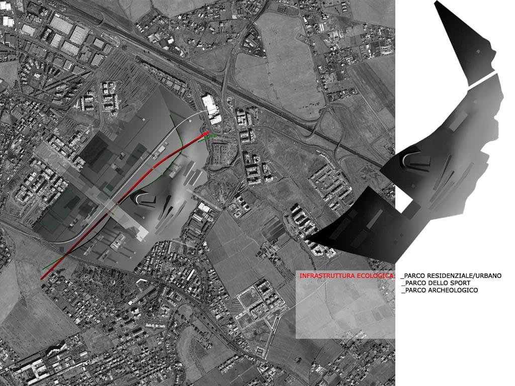 1 ANDRIANI _ Romanina,centralità territoriale, infrastrutture ambientali , 2005