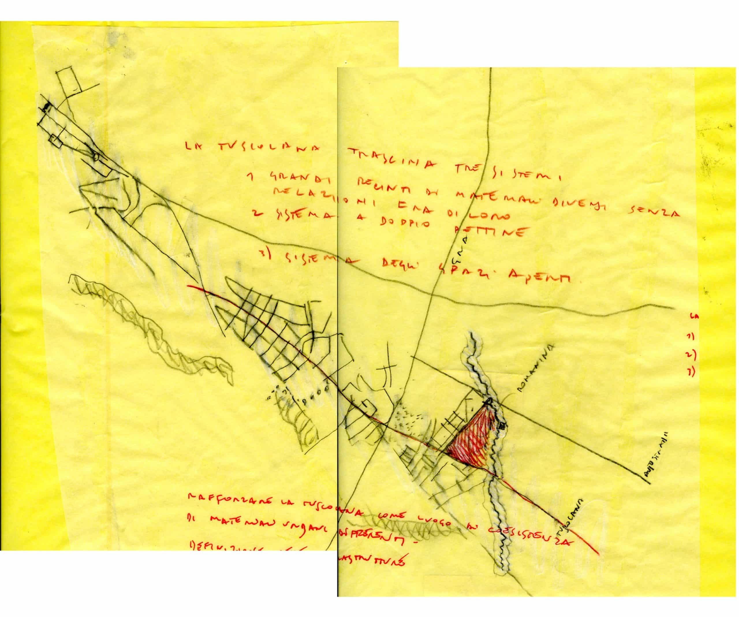 3 ANDRIANI, romanina centralità territoriale , studio 2005