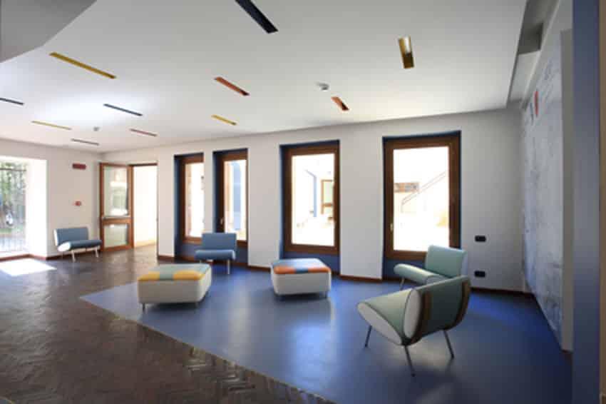 Edificio Gio Ponti Roma - Sede Catholic University LD