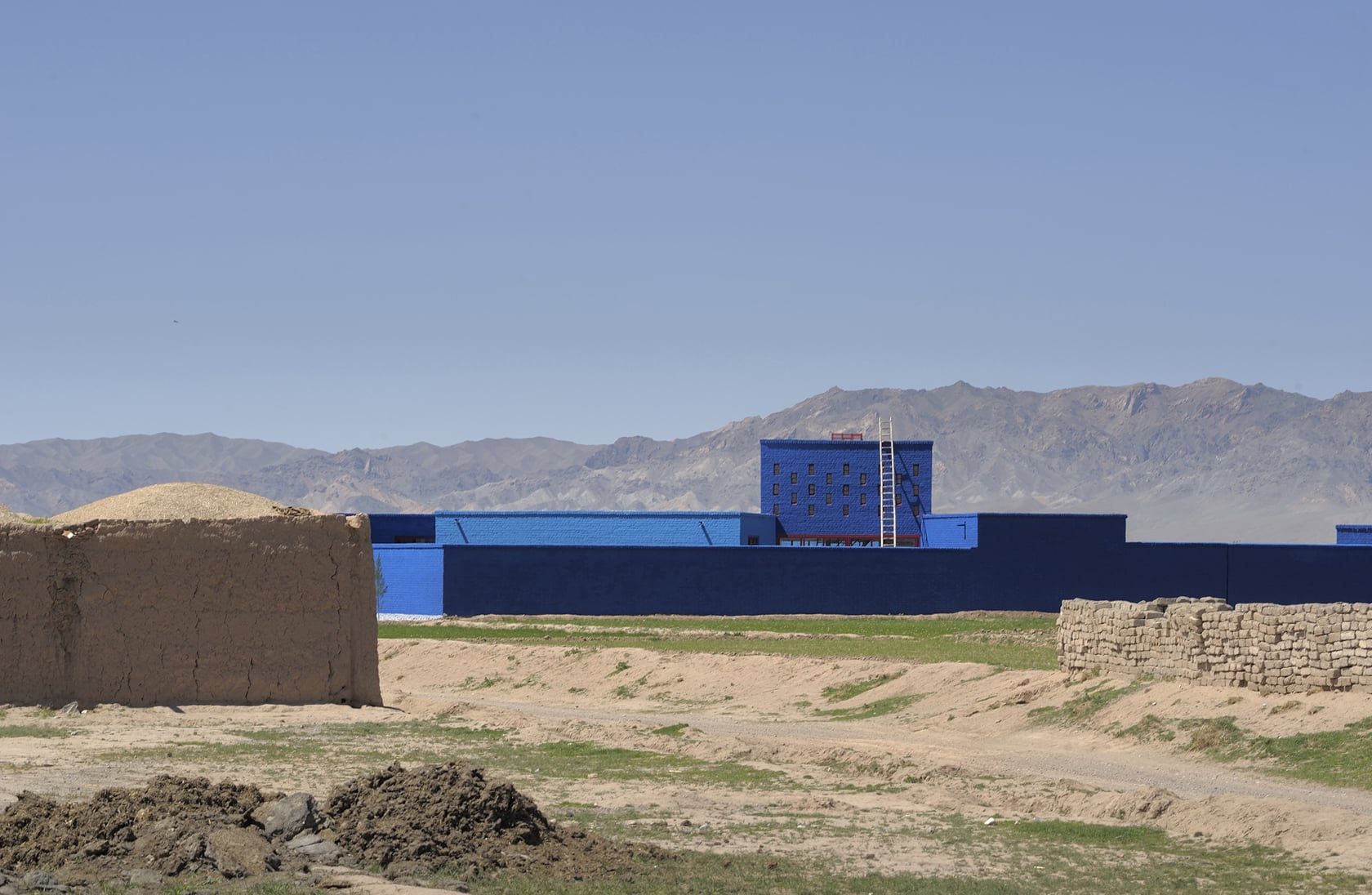 2011, Herat: Maria Grazia Cutuli School. © Gerald Bruneau