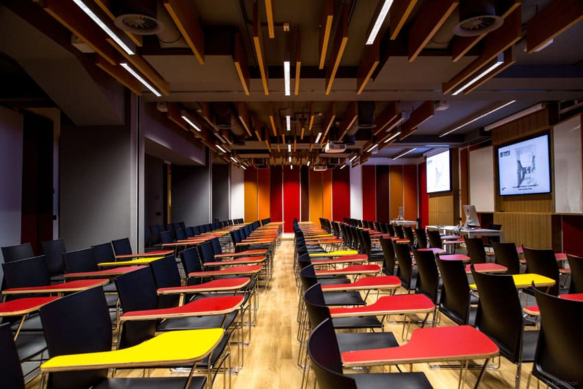 Temple University Roma - Conference Hall 2 LD