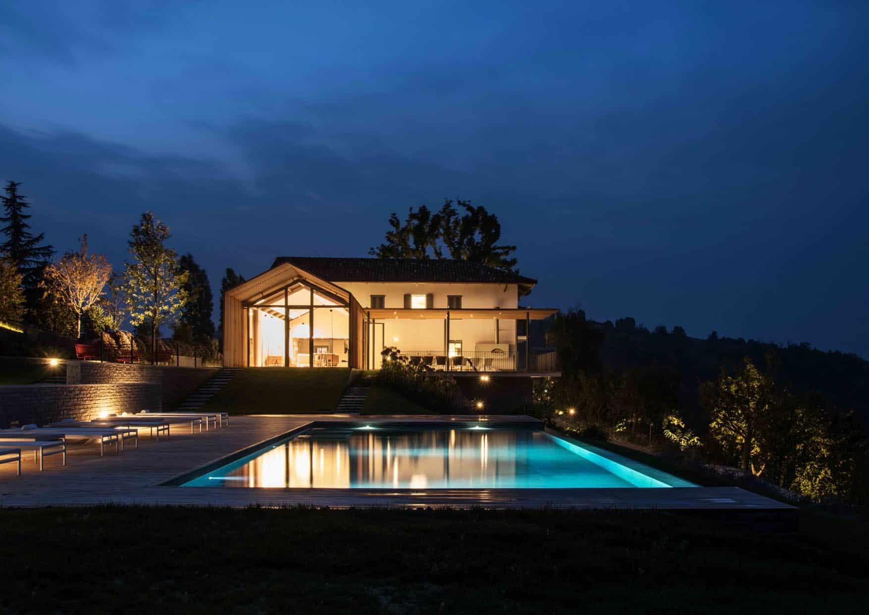 Villa K - Piemonte