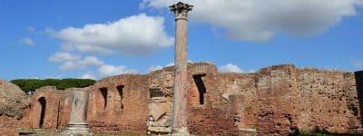 Ostia Antica acquisisce il marchio del Patrimonio Europeo