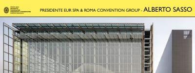 Post Covid19. Alberto Sasso: «Verde urbano e mobilità dolce, guardare al modello Eur»
