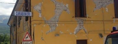 Sisma 2016, Demanio: online bando per ricostruzione caserma di Accumoli