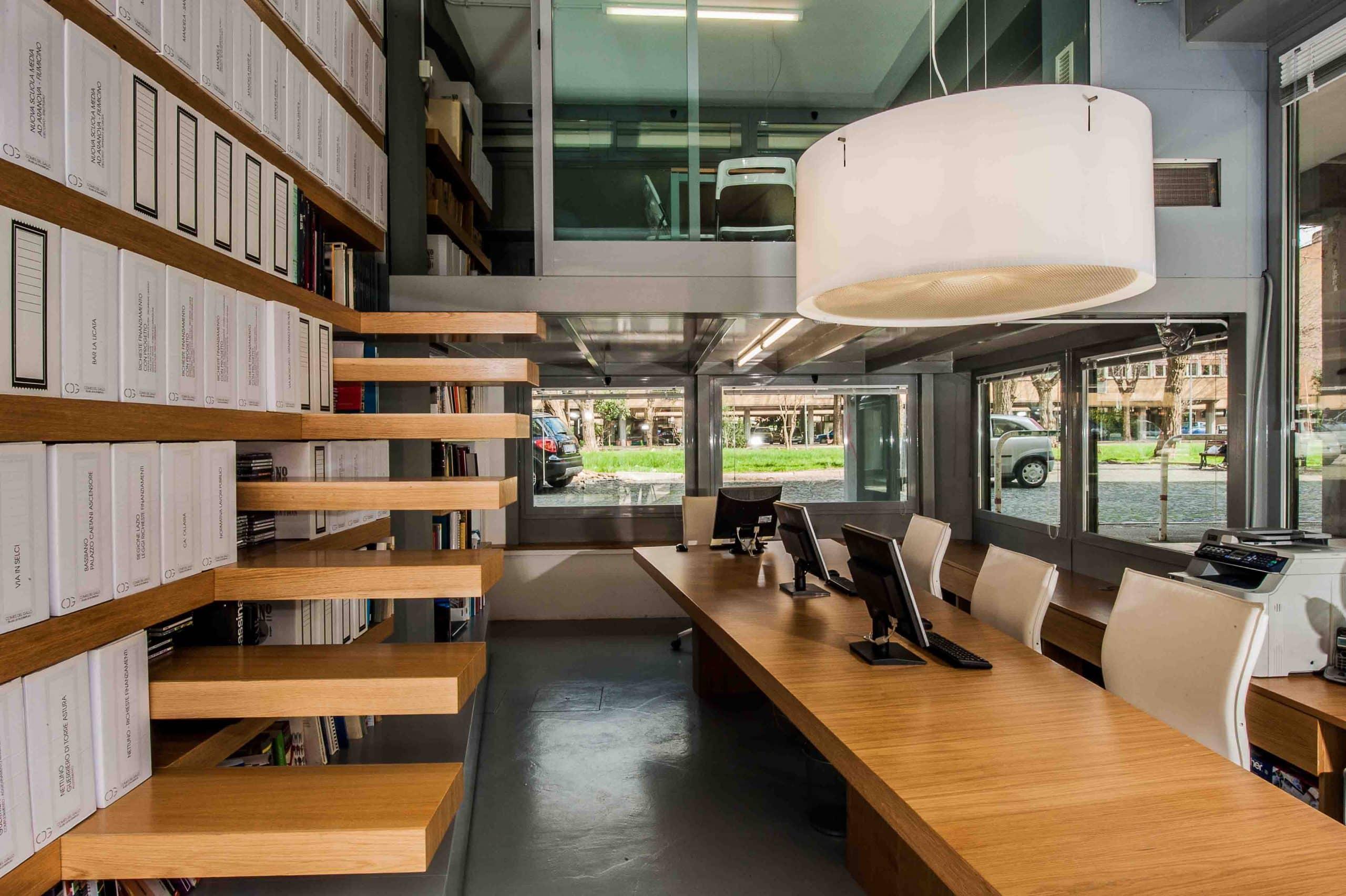 Studio Architettura a Piazza Grecia