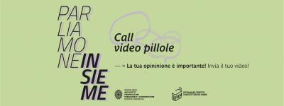Parliamone insieme – Call Video Pillole