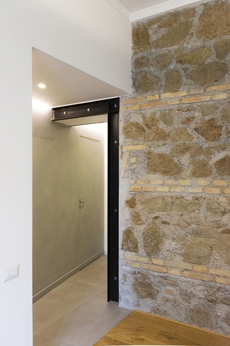 14 - Appartamento Pigneto - Elle Architetture
