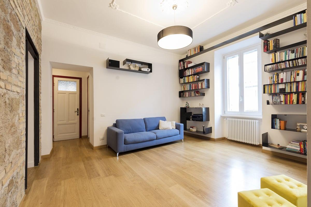 15 - Appartamento Pigneto - Elle Architetture