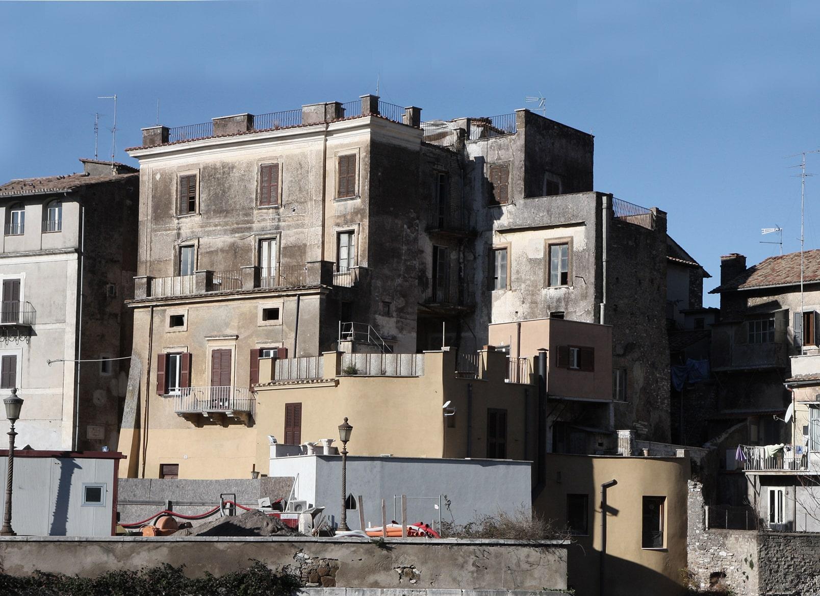 Sparch_Tivoli_Palazzo Piazza Rivarola (Sibilla) - Ante 2