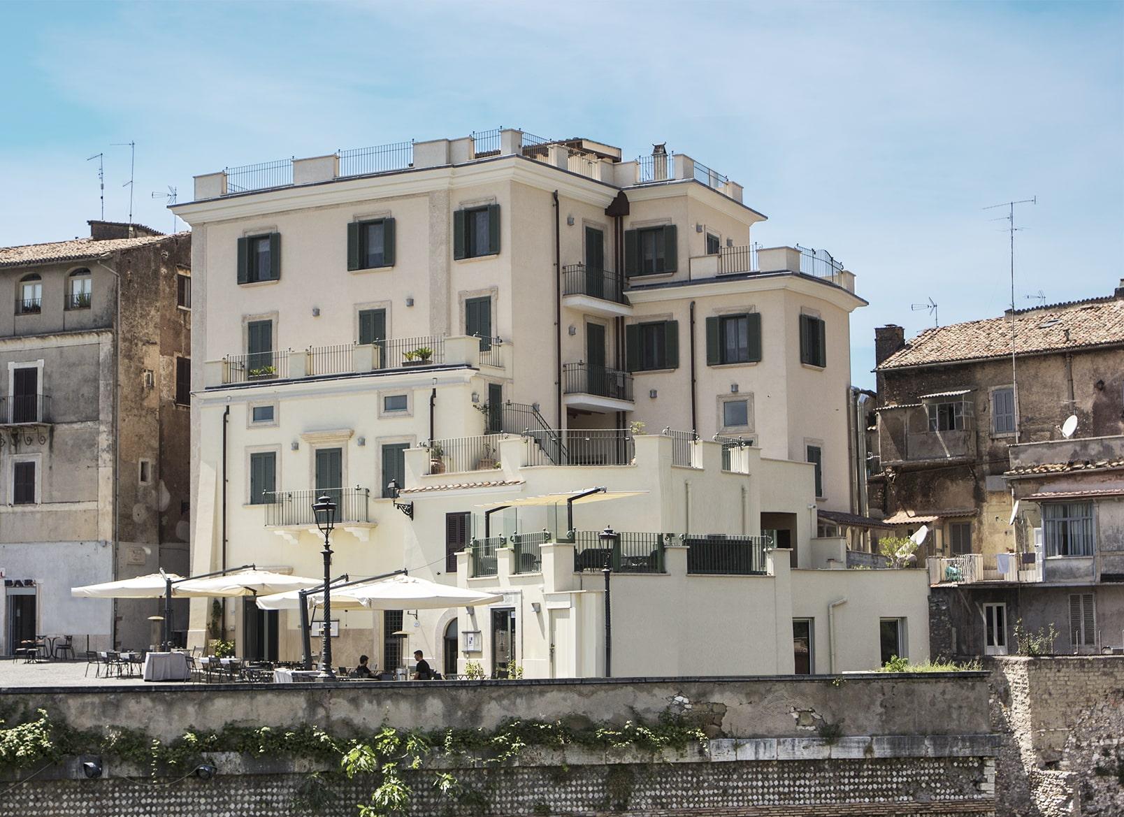 Sparch_Tivoli_Palazzo Piazza Rivarola (Sibilla) - Post 2