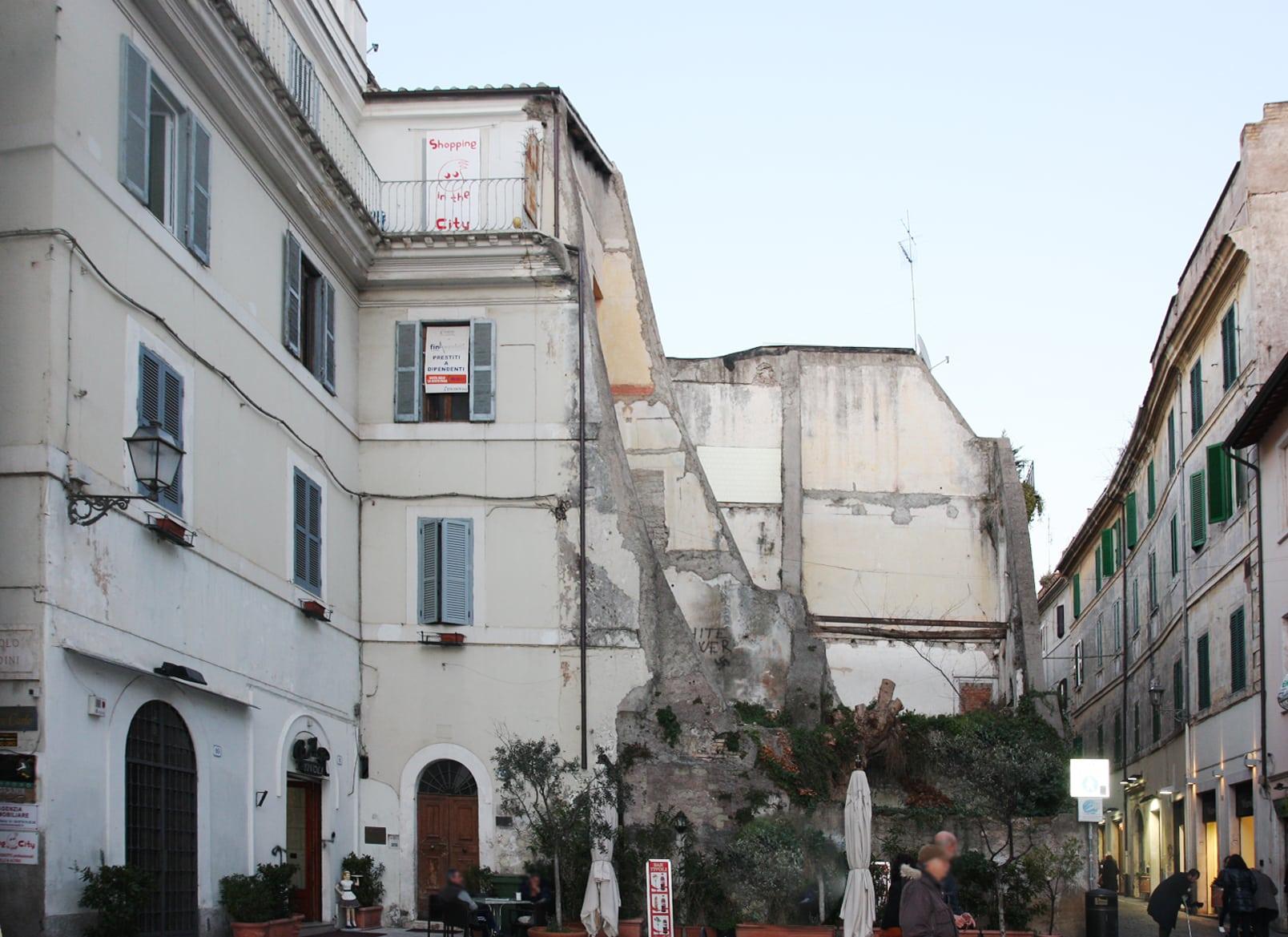 Sparch_Tivoli_Santa Croce - Ante operam