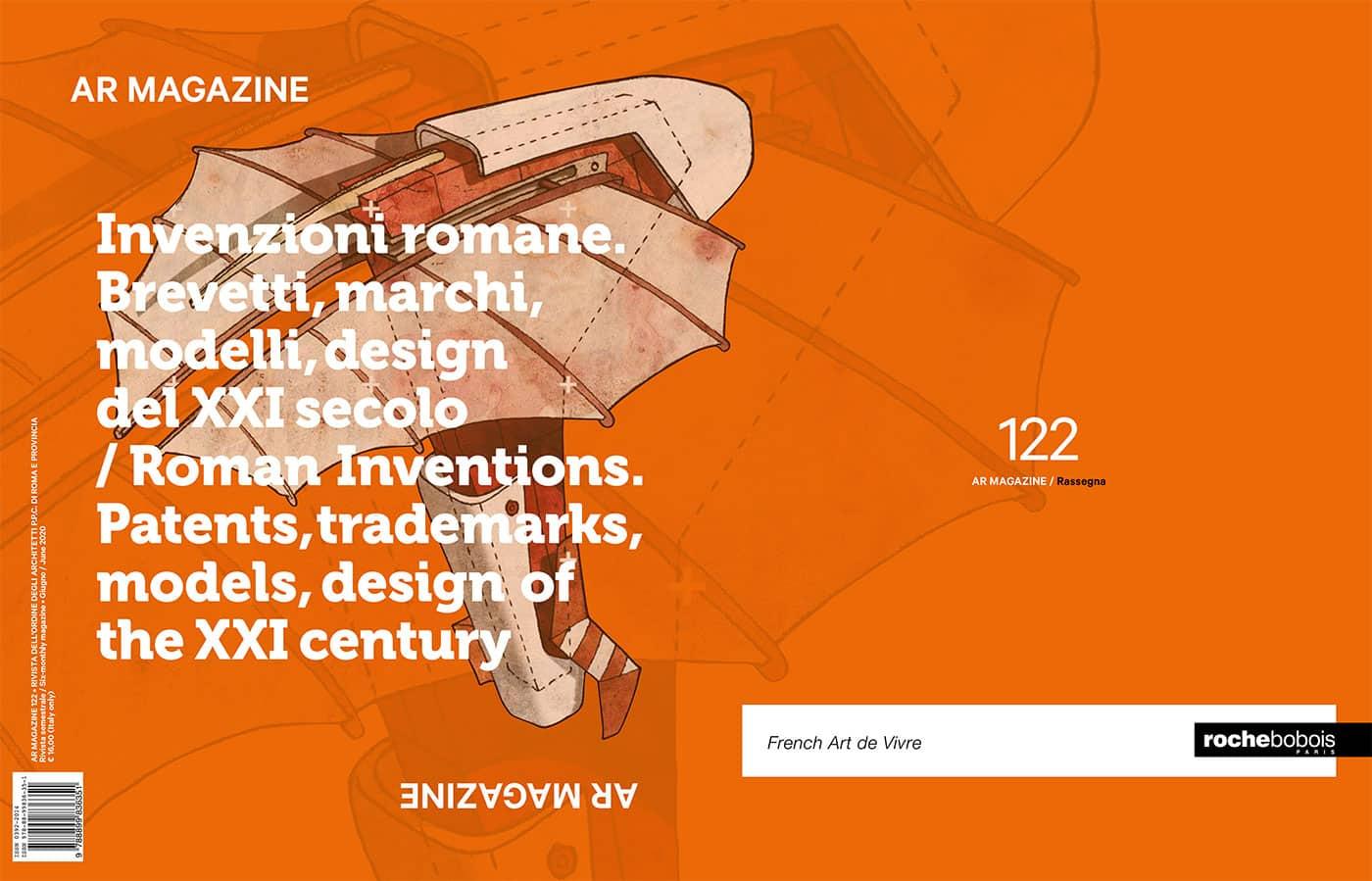 2- Copertina AR Magazine 122 con aletta