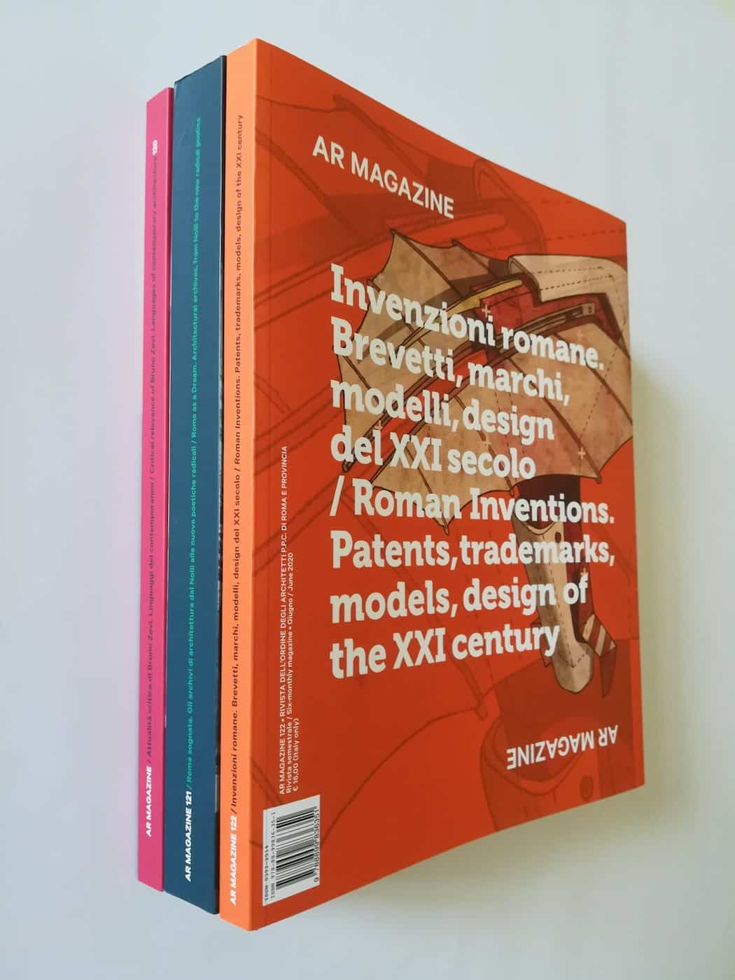 5- AR Magazine 120-121-122
