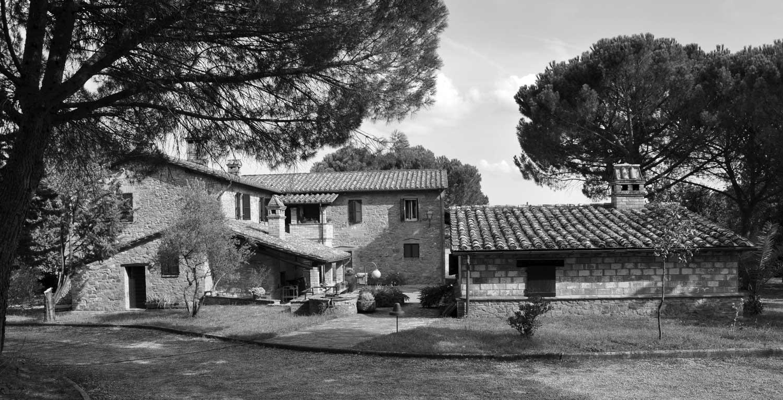 15 - Ristrutturazione di casa colonica in loc. Montemelino, Magione (PG) - Vista esterna