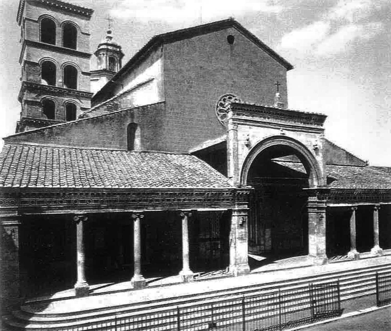 16 - Restauro del Duomo di Civita Castellana (VT) - Vista esterna