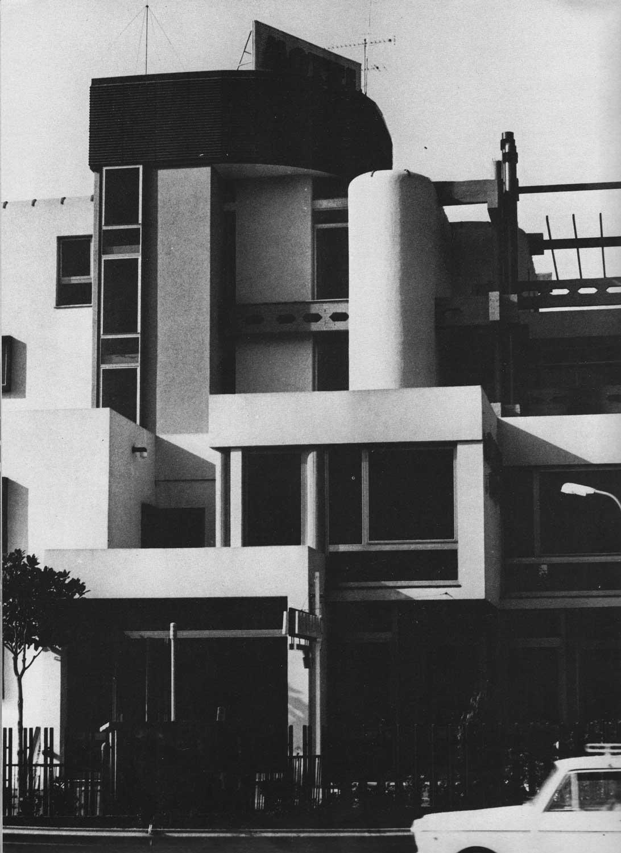 14 - Motel La Giocca in via Salaria 1221, Roma, per Soc. Gera - Vista esterna