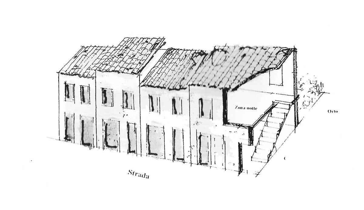 15 - PP del centro storico di Carpineto Romano (RM) - Analisi grafiche delle fasi costruttive