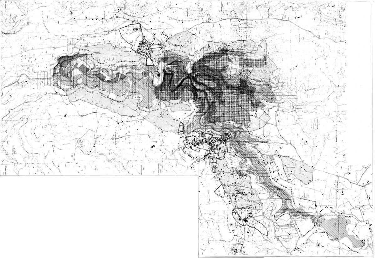 19 - Piano di assetto territoriale del Parco Suburbano Valle del Treja, Roma - Conservazione e uso