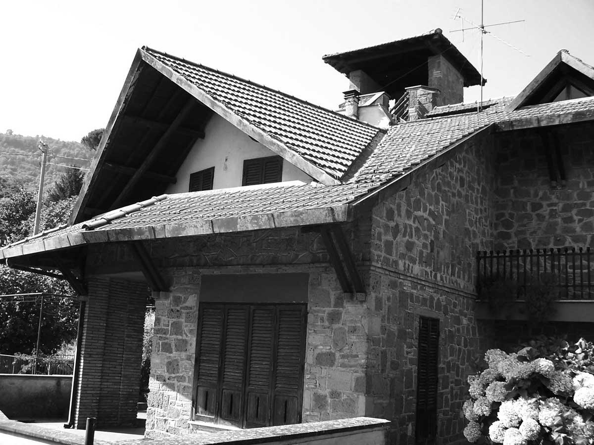 1 - Villa in via del Cigliolo, Velletri (RM) - Vista esterna