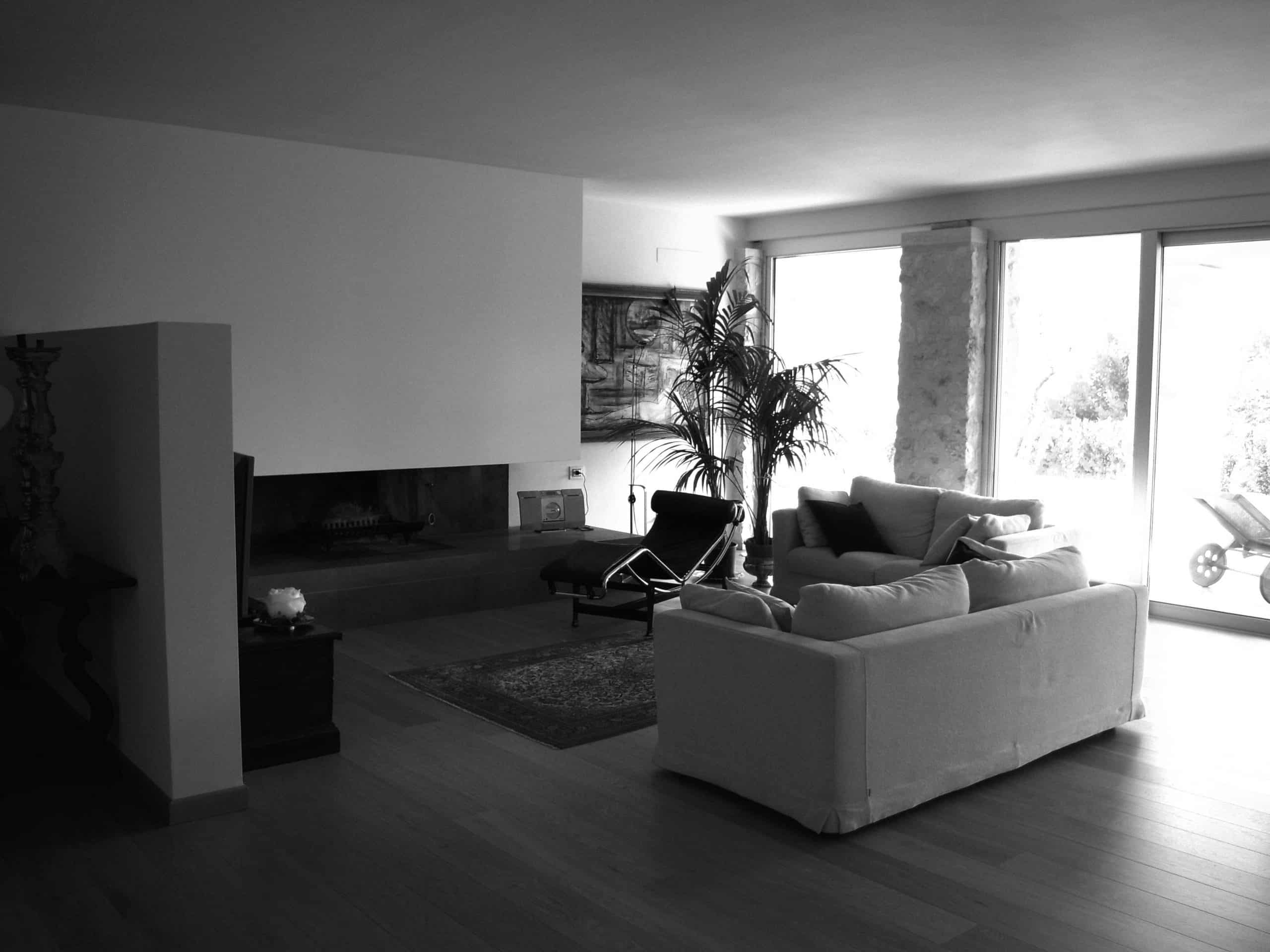 20 - Casa Scota sul colle di San Tommaso, Spoleto (PG) - Vista interna
