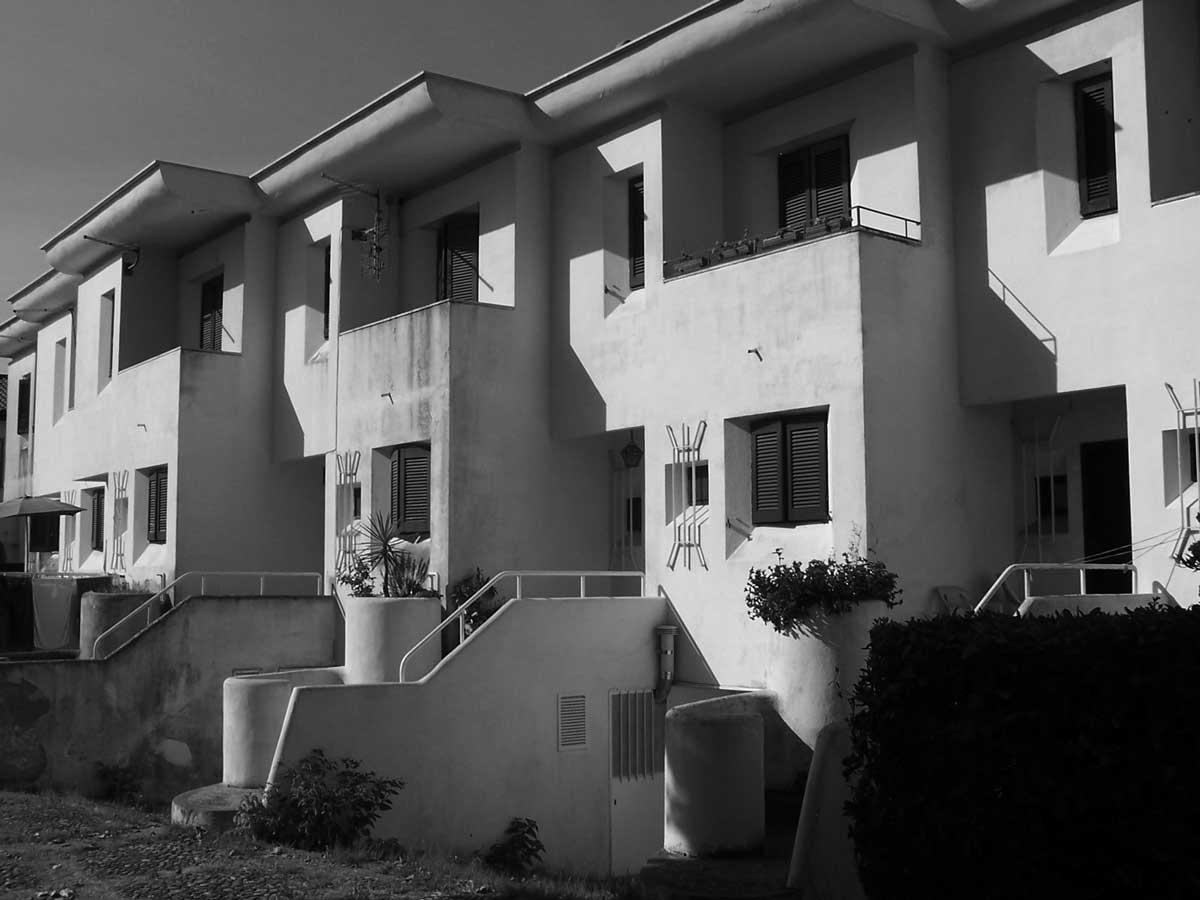 2 - Case a schiera in via delle Anitre in loc. Tor San Lorenzo, Ardea (RM) - Vista esterna