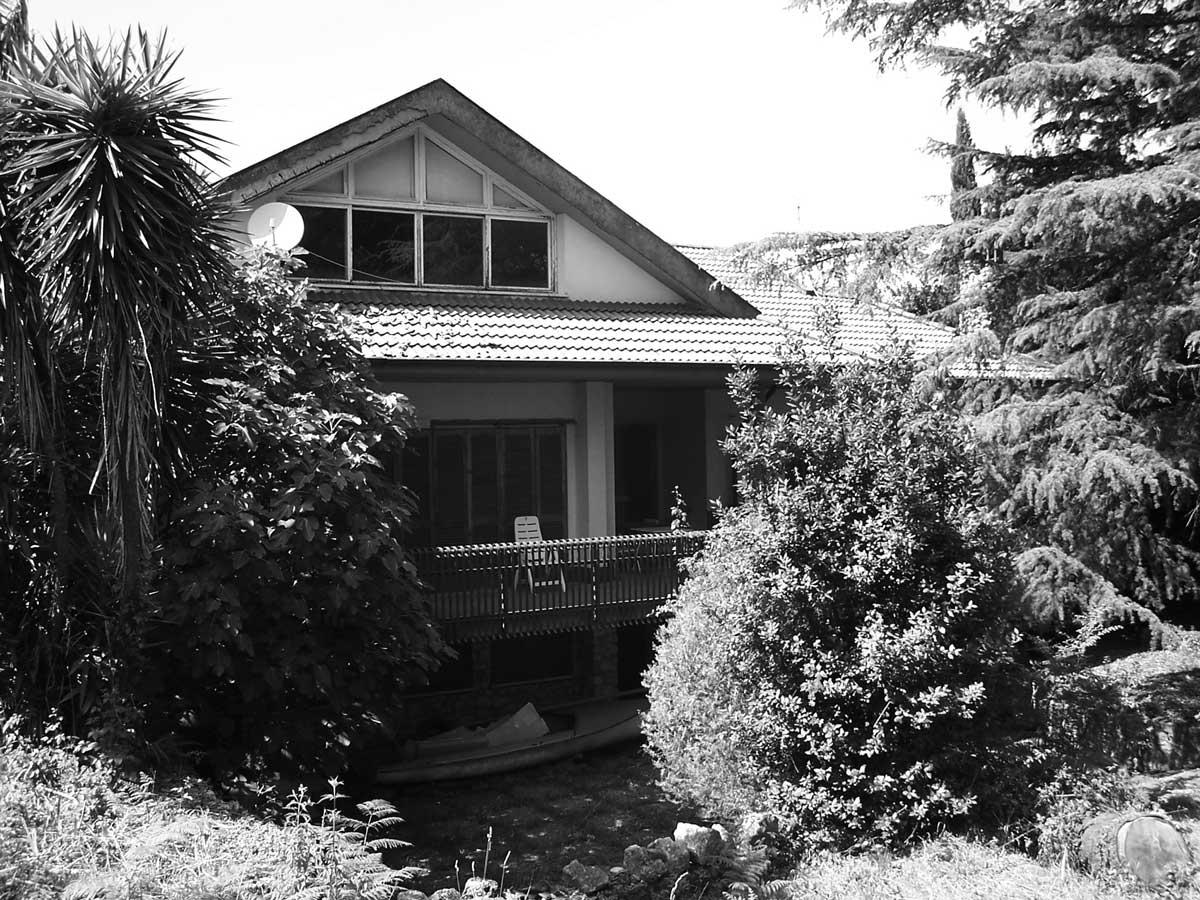 5 - Villa in via del Marrone, Velletri (RM) - Vista esterna