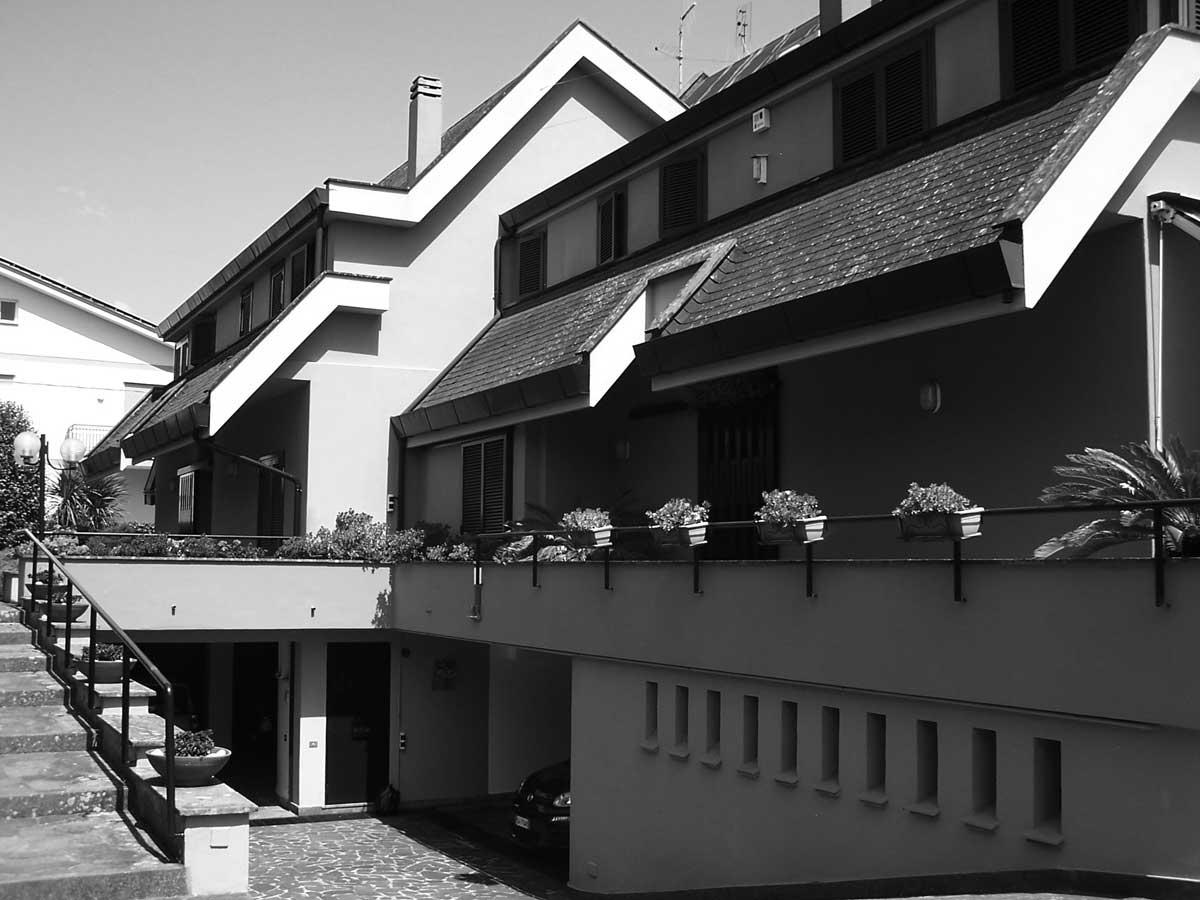 6 - Villini a schiera in via Ceppeta superiore, Velletri (RM) - Vista esterna