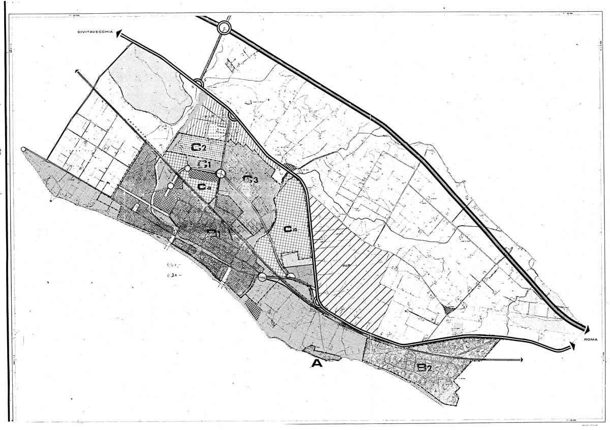 8 - PRG e successiva variante del Comune di Ladispoli (RM); con A. Quarra - Standards