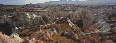 Mostra Cappadocia. Il paesaggio nel grembo della roccia