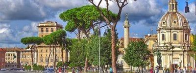 Roma Capitale: accordo per la manutenzione del verde orizzontale