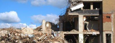 Opere abusive: fino al 21 ottobre la domanda online per accesso al fondo demolizioni