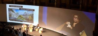 Spam Living & Transition. Patricia Viel: Nuovi standard qualitativi e multidisciplinarità per progettare la città che cambia