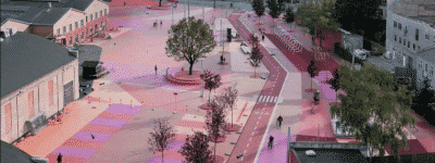 Spam Health, Leisure & Green. Martin Rein-Cano (Topotek1): «Creare spazi che offrano possibilità inaspettate»
