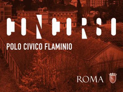 Concorso di progettazione, Polo Civico Flaminio, Roma 2