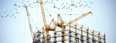 INAIL: gli infortuni nell'edilizia prima e dopo il Covid