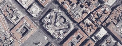 Gara per verifica sismica e rilievi tecnici in Bim della galleria Alberto Sordi a Roma