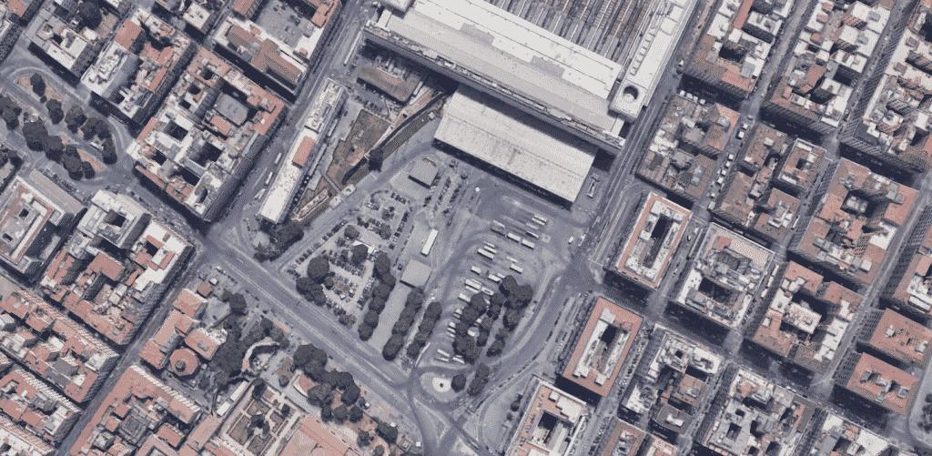 Nodo Termini e Piazza dei Cinquecento: al via concorso per riqualificazione urbanistica 2