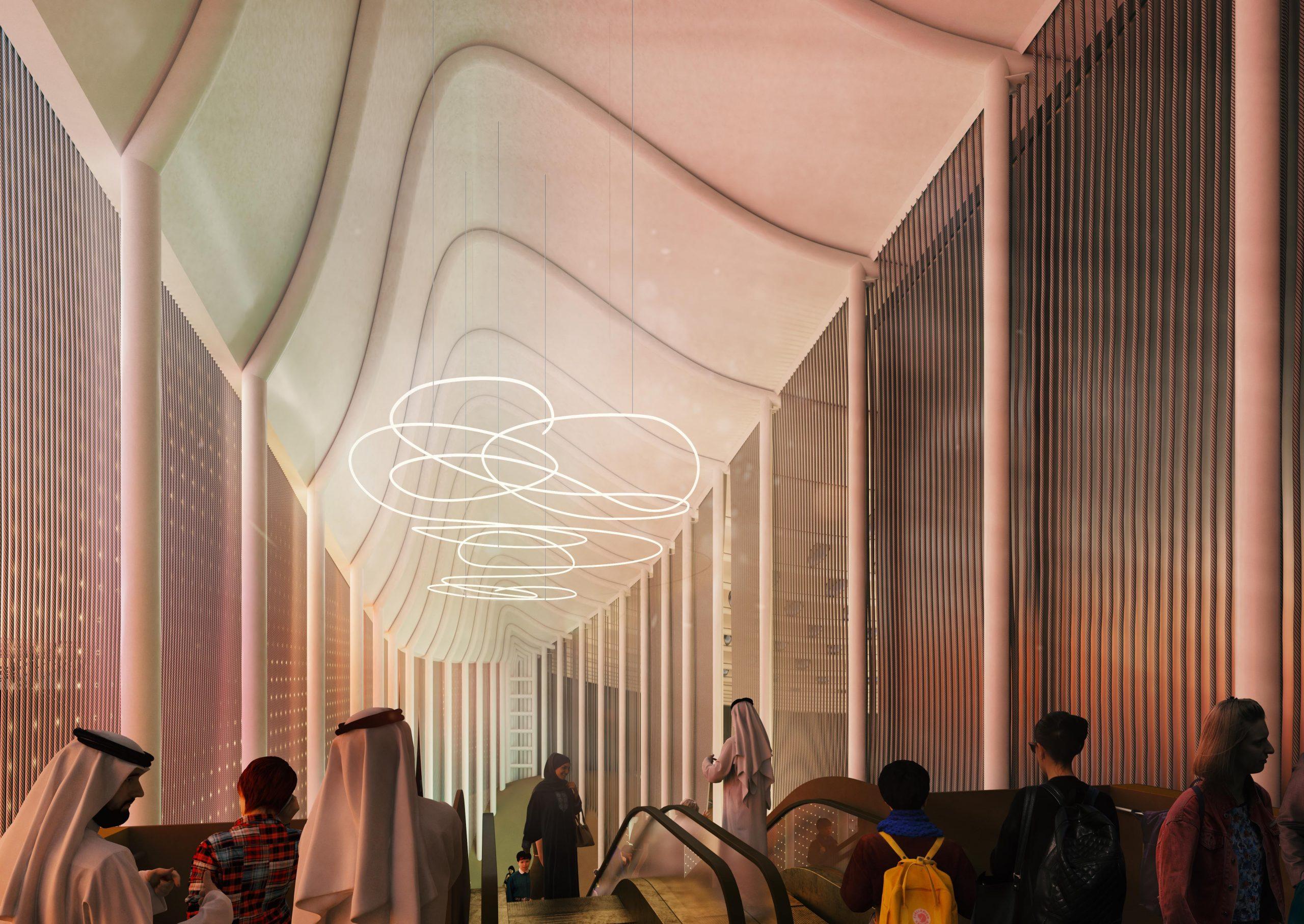 201910 Unveiling Italian Pavilion 2020_6Renderings by CRA_6